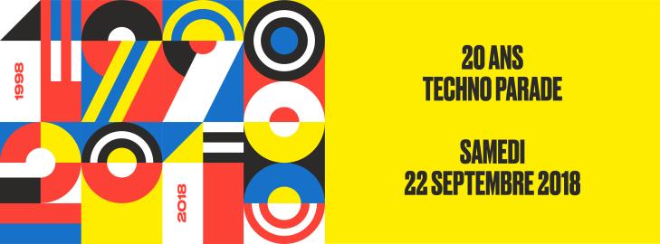 La Techno Parade à Paris fête ses 20 ans - LeCharmeElectro.com