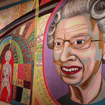 Grayson Perry en France - Exposition Monnaie de Paris