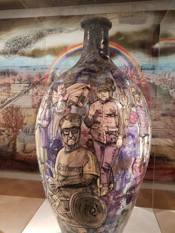 Grayson Perry - Poterie -Exposition Monnaie de Paris