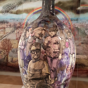 Grayson Perry - Poterie -Exposition Monnaie de Paris