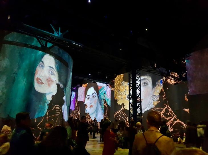Gustav Klimt - L'Atelier des Lumières à Paris