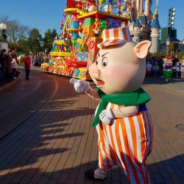 Christmas Time - Parc Disneyland Paris