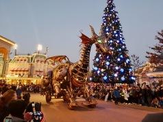 La Parade - Disneyland Paris - Christmas - Parc Disneyland Paris