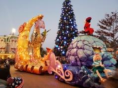 Photo de la parade de Disneyland Paris