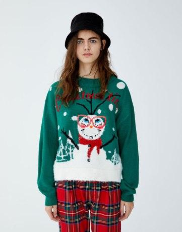 Pull & Bear Pull de Noel - Pull Christmas femme